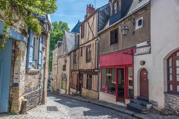 Quartier de la Doutre, Angers, France