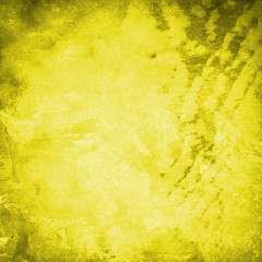 Textured yellow background