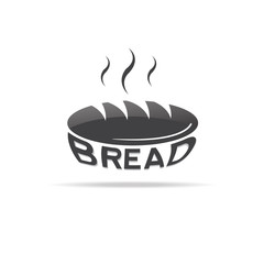 Bread icon for lables and banners.
