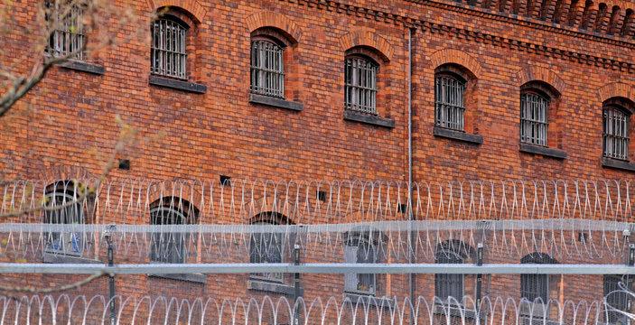Gefängnis Justizvollzugsanstalt JVA
