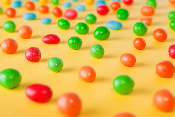 background candy jelly beans