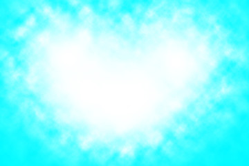 Chmura serce
