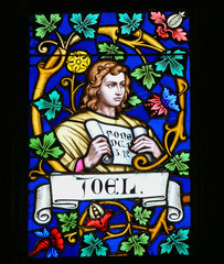 Stained Glass - Joel