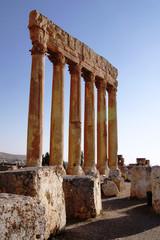 Jupiter Temple, Baalbek, Lebanon