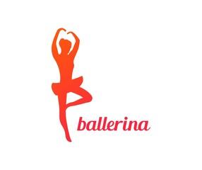 Ballerina logo