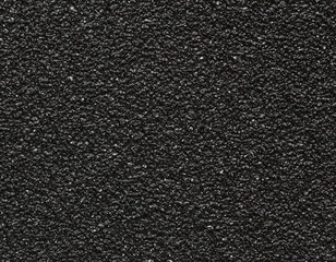 Black sandpaper texture macro