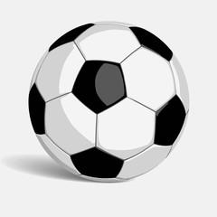 Football Soccer Ball Vector Format