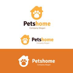 Pets logo.dog logo,Pet shop logo template.