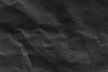 Background of black paper texture.