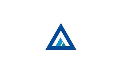 Search photos impossible triangle blue penrose triangle technology company logo malvernweather Choice Image