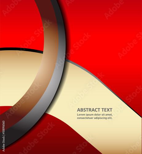 Stylish Presentation Of Business Poster Flyer Design Content Background Layout Template