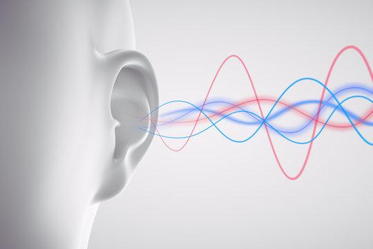 Angenehmer Sound im Ohr