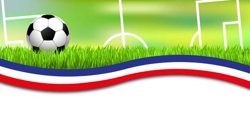 Fussball Frankreich Hintergrund