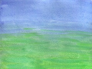 background blue and green