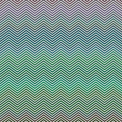 Green chevron pattern vector background