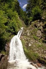 Waterfall at Oppenau near Oberkirch, Ortenau
