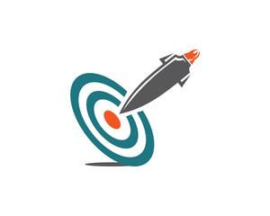 Target Rocket Logo