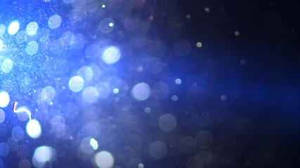 Abstract backgrounds blue lights (super high resolution)