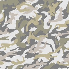 Desert Camouflage Background