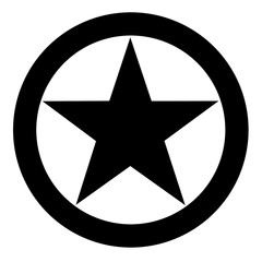 jeep star logo icon