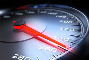 Speed-Tachometer