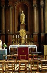 Chapelle de la cathédrale de Noyon