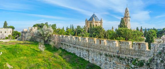 The gardens of Jerusalem