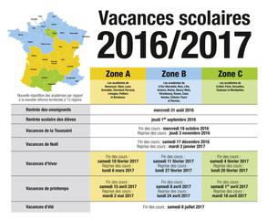 Photos illustrations et vid os de vacances scolaire 2016 2017 - Vacances scolaires de noel 2016 ...