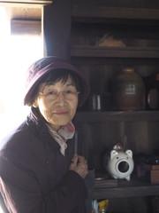 80歳の母と古民家