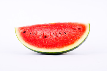 Watermelon is a fruit with a sweet taste