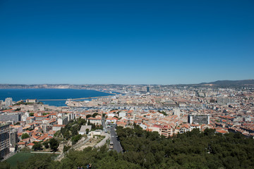Landscape of Marseille