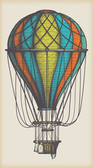 Old Air Balloon