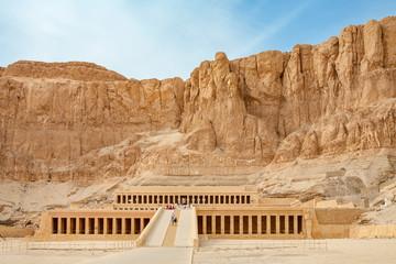 Temple of Hatshepsut. Luxor, Egypt
