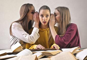 Students' secrets