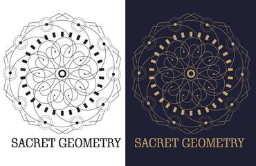 Sacred symbol. sacret logo,  yoga,  geometry,symbol, magic, esot