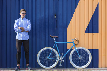 A wannabe hipster would like this bike