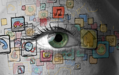 Technological eye