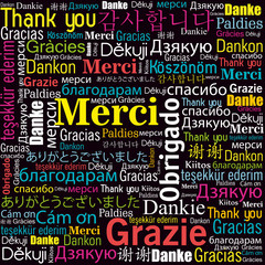 thanks in different languages design