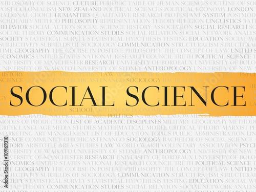 social sciense essay