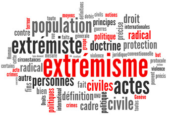 Extrémisme (extrémiste)