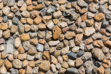 Stone wall texture patterns background.
