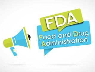 megaphone : FDA