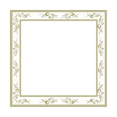 picture framing boarders icon