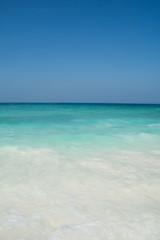 Poster Caraïben Sea beach