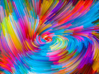 Visualization of Color Vortex