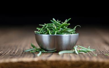 Portion of fresh Rosemary