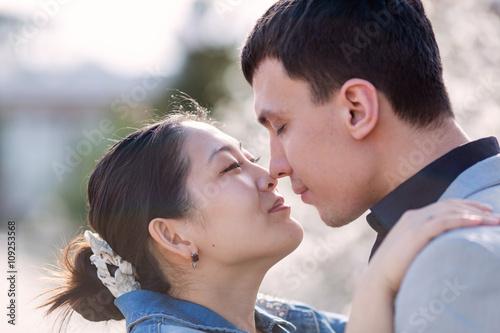 Asian babes kissing pics — img 10