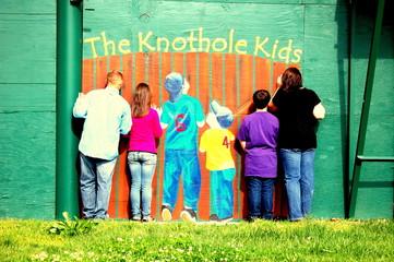 Knothole kids