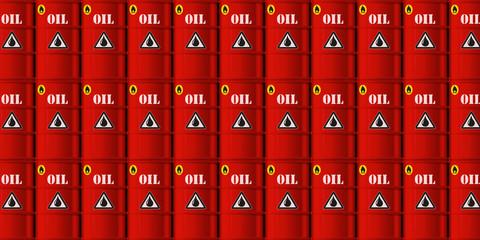 OIL - Barils - carburant