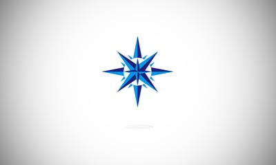 logo compas. Windrose navigation icons. Compass symbols. Coordinate system sign